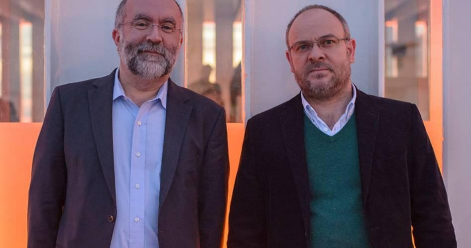 Francisco Caeiro e Ângelo Rodrigues