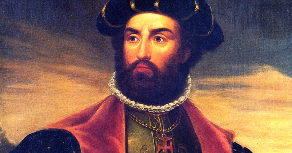 Vasco da Gama - pintura 1838